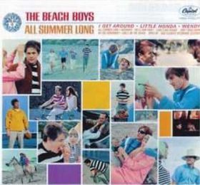 The Beach Boys - All Summer Long (Mono & Stereo) (CD)