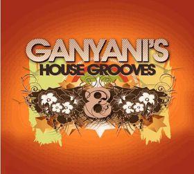 Ganyani - House Grooves 8 (CD)