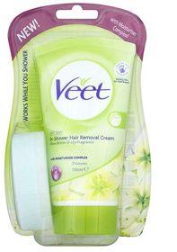Veet In Shower Dry Skin - 150ml