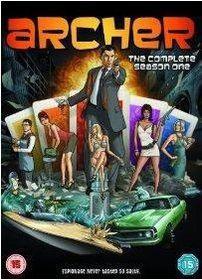 Archer Season 1 (Import DVD)