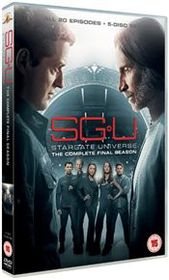 Stargate Universe Season 2 (Import DVD)