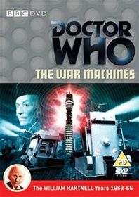 Doctor Who: The War Machines (Import DVD)