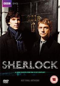 Sherlock: Series 1 (parallel import)