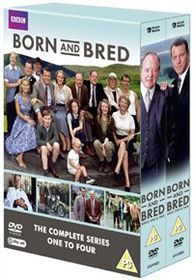 Born And Bred: Complete Series 1-4 (Import DVD)
