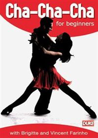 Cha Cha Cha For Beginners (Import DVD)