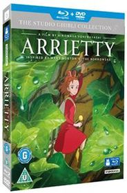 Arrietty (Import Blu-ray)