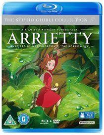 Arrietty (Import Blu-ray)