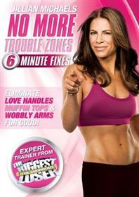 Jillian Michaels: No More Trouble Zones (Import DVD)