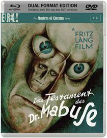 Testament Of Dr Mabuse, The