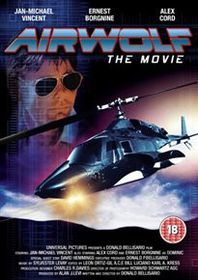 Airwolf: The Movie (Import DVD)