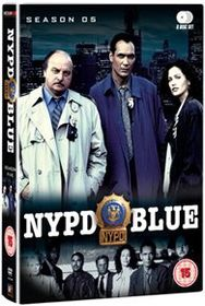 NYPD Blue: Season 5 (Import DVD)