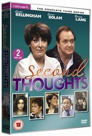 Second Thoughts: The Complete Third Series (Import DVD)