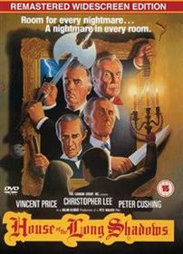 House Of The Long Shadows, The (Import DVD)