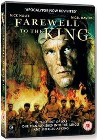 Farewell To The King (Import DVD)