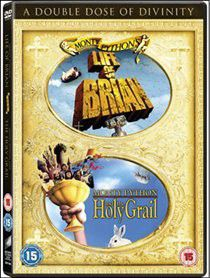 Monty Python and the Holy Grail/Life of Brian (Import DVD)