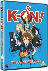 K-ON! Complete Series 1 (Import DVD)