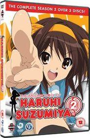 Melancholy Of Haruhi Suzimiya, The Complete Season 2 (DVD)