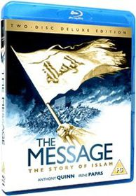 The Message (Import Blu-ray)