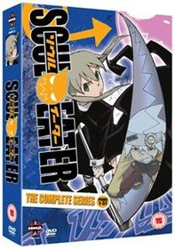 Soul Eater: Complete Series Collection (Import DVD)