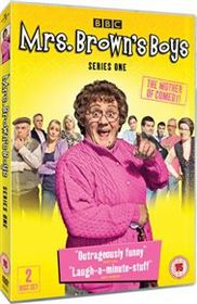 Mrs Brown's Boys: Series 1 (parallel import)