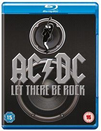 Ac/Dc Let There Be Rock (Blu-ray)