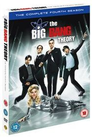 The Big Bang Theory: Season 4 (Import DVD)