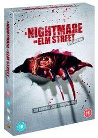 Nightmare On Elm Street Complete 1 - 7 (Import DVD)