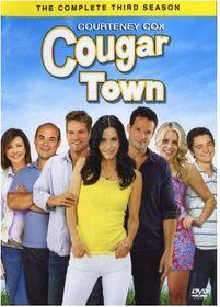 Cougar Town Season 3 (DVD)