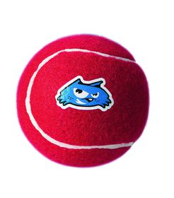 Rogz - Dog Molecule Proton Ball - Large 10cm - Red