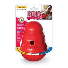Kong Dog - Toy Wobbler - Large (colours may vary)