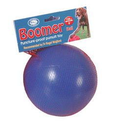 "Takealot-Pets - Boomer Ball For Strong Chewers - 4"" - (Colours May Vary)"