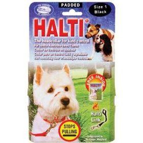 Halti - Padded Head Collar - Size 1 - Small