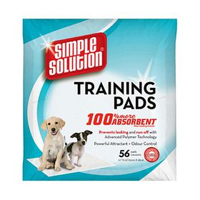 Simple Solution Puppy Original Training Pads (30 Pack)