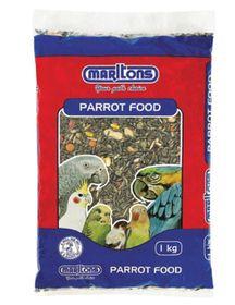 Marltons Parrot Food  - 1kg