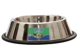Anti Slip Stainless Steel Dog Bowl - 2.8L