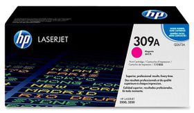 HP No. 309A Magenta Print Cartridge
