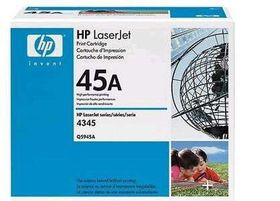 HP No. 45A Black Print Cartridge