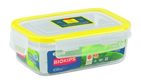 Snappy Food  - 450ml Rectangular Food Storage Container