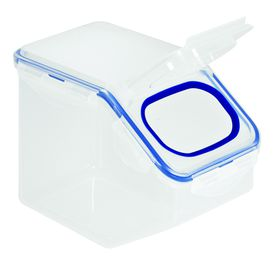 Lock & Lock - 5 Litre Dry Food Storage Container With Flip Lid
