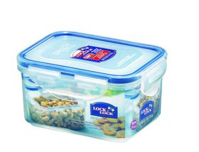 Lock and Lock - 470ml Rectangular Food Storage Container