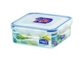 Lock and Lock - 870ml Square Food Storage Container