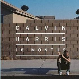 Harris Calvin - 18 Months (CD)