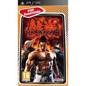 Tekken 6 (PSP Essentials)