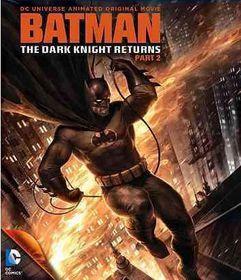 Batman:Dark Knight Returns Part Two - (Region A Import Blu-ray Disc)