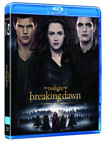 The Twilight Saga Breaking Dawn Part 2 (Blu-ray)