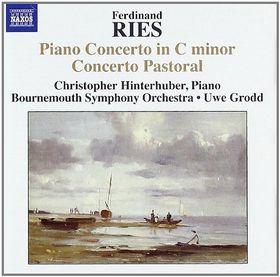 Ries: Piano Concertos Vol.4 - Piano Concertos - Vol.4 (CD)