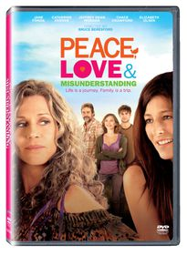 Peace Love and Misunderstanding (DVD)