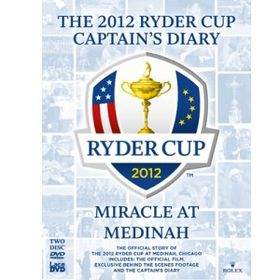 The 2012 Ryder Cup - The Film and Diary (DVD)