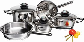 Bastille - 8 Piece Cordon Bleu Stainless Steel Set
