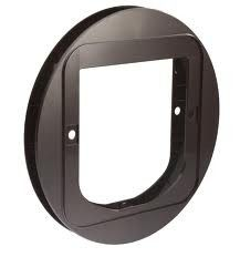 SureFlap Mounting Adaptor (For Glass installaitons) BROWN